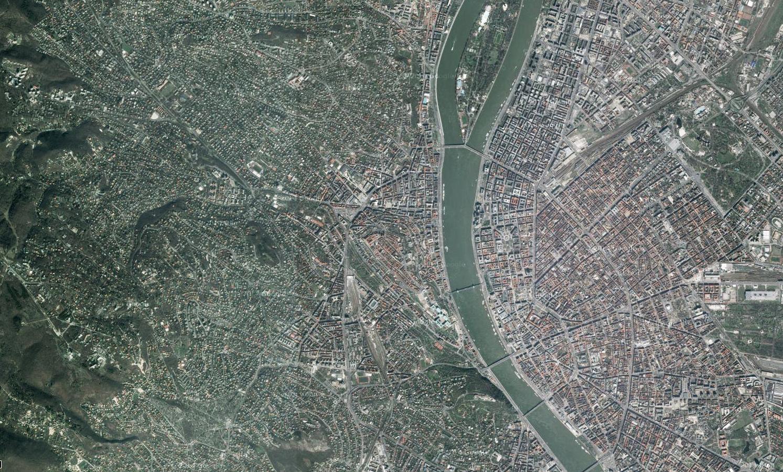 图2_布达佩斯卫星图