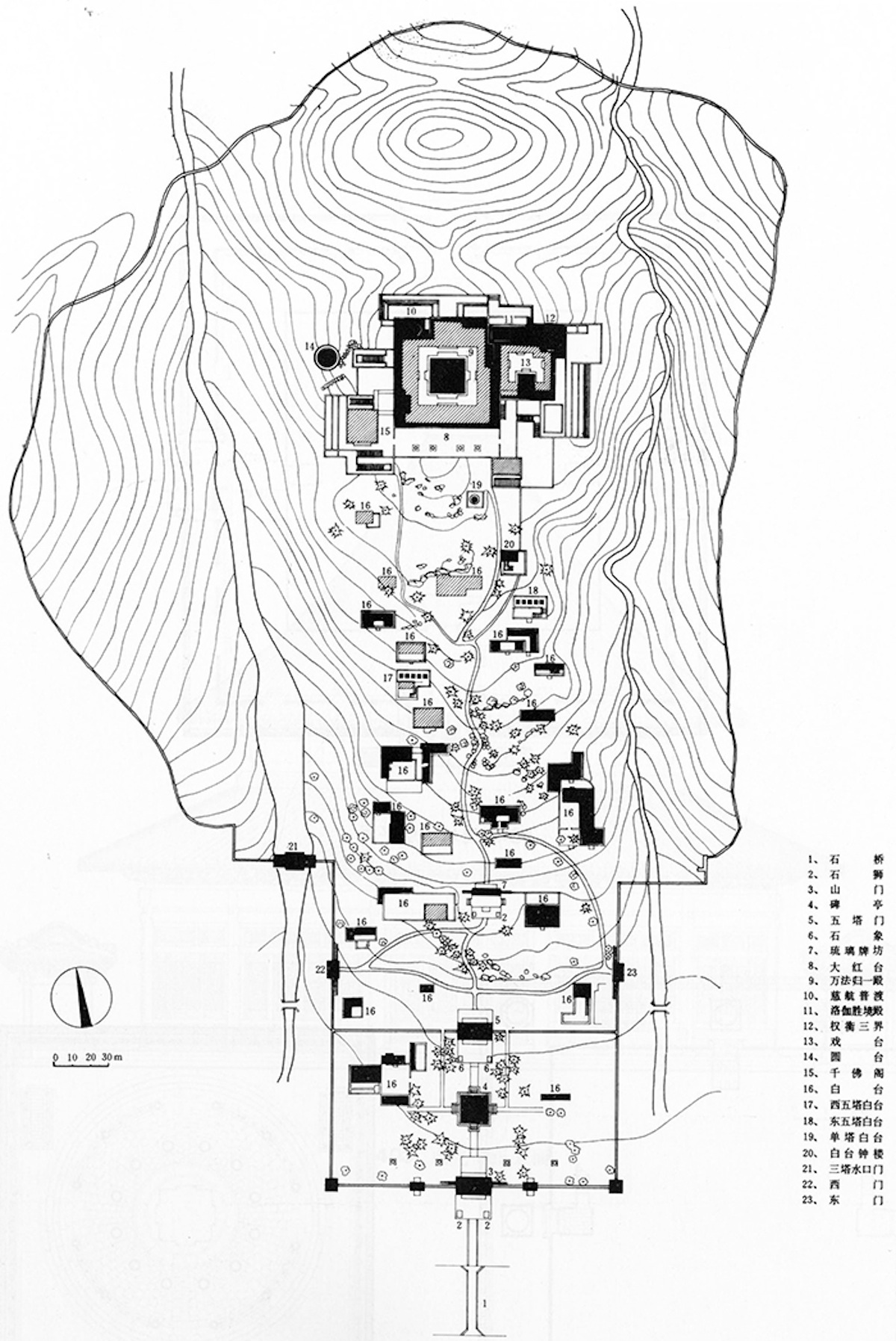 图5_承德普陀宗乘之庙平面图