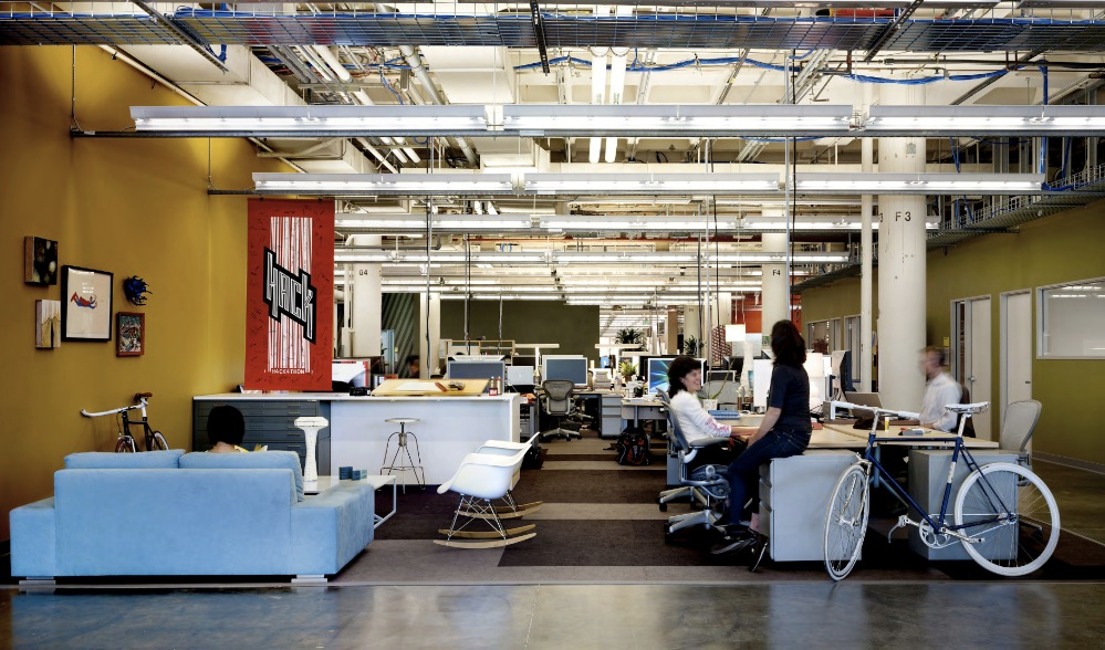 Facebook Offices, O+A Studio