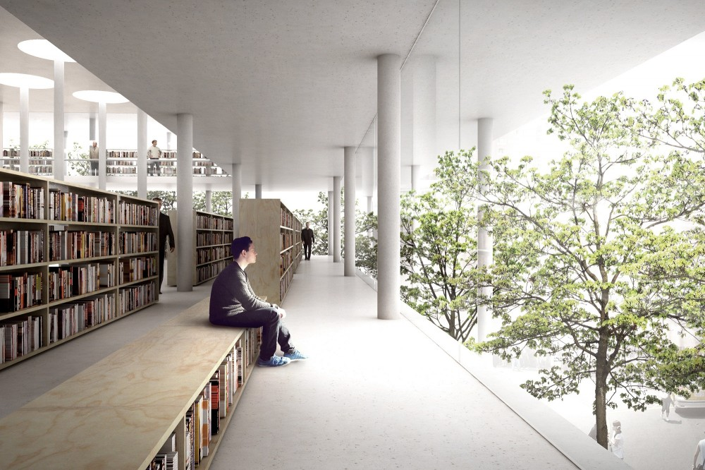 competition of museum and library-JAJA-daegu